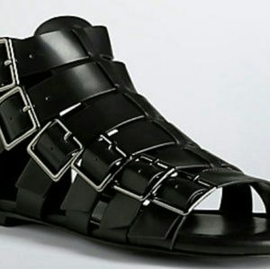 TORRID Black Gladiator Sandals new with tags!